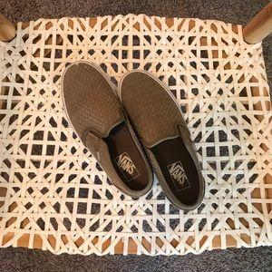 [Vans] Slip On Shoes